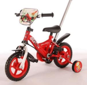 Cars4kids - Kinderfiets