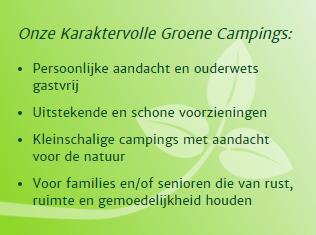 KGC - Campings noord brabant