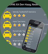 Taxiklik - Taxi Den Haag