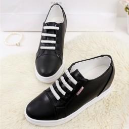 mijnschoengeheim - sleehak sneakers
